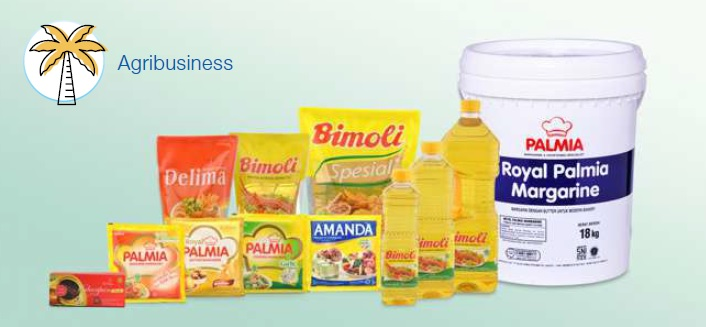 Brand (merk) product agribisnis Indofood